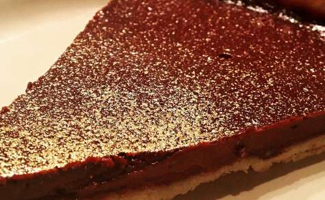 Tarte au chocolat sweet sixteen
