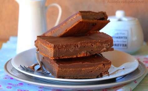 Gâteau fondant chocolat mascarpone