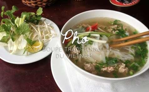 Recette du phở, la soupe traditionnelle du Vietnam