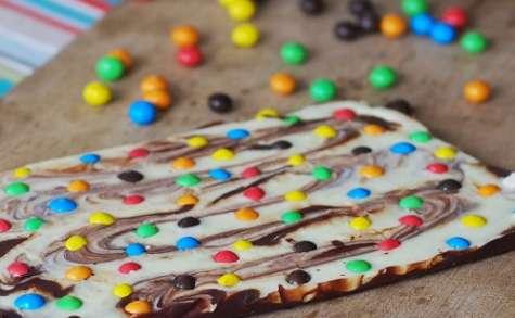 Tablette de chocolat fantaisie