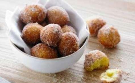 Les Beignets au sucre de Mardi-gras