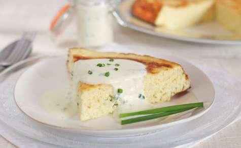 Gâteau de chou-fleur, recette légère