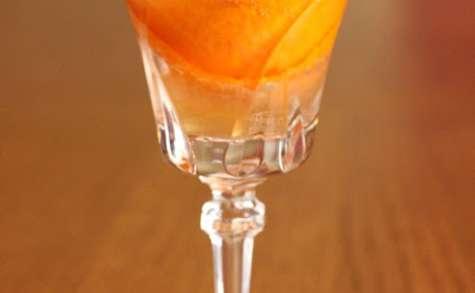 Cocktail 'Brandy Crusta'