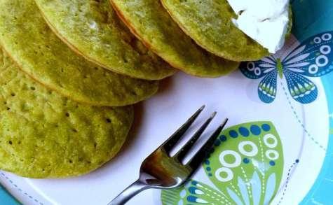 Les pancakes de Shrek