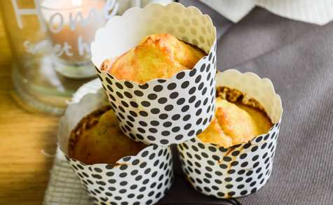 Muffins coco-choco