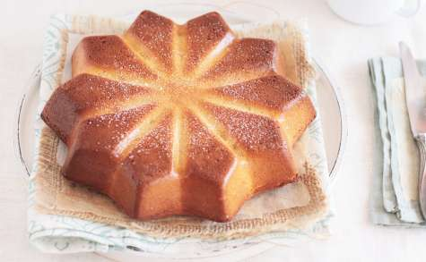 Gâteau au lait concentré sucré