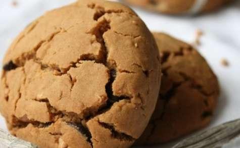 Cookies aux graines de sarrasin et pépites de chocolat