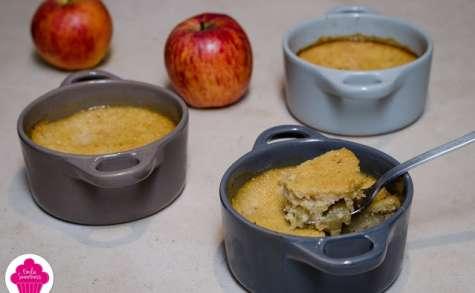 Clafoutis Floraline aux pommes