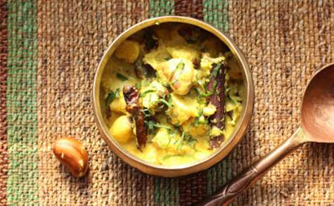 Curry de graines de Jacquier
