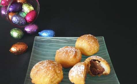 Sablés aux oeufs de Pâques