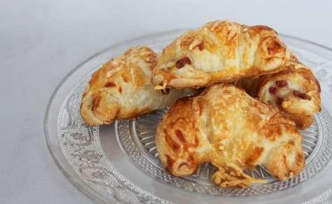 Croissants apéritifs super faciles