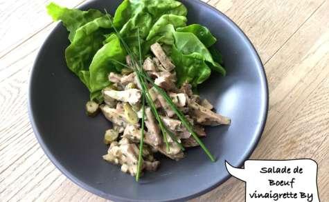 Salade de Boeuf vinaigrette