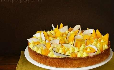 Tart-Ô Citron Coco Mangue