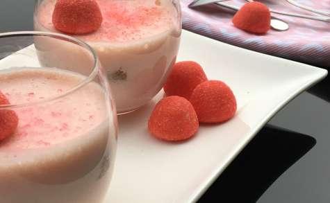 Tiramisu à la fraise Tagada