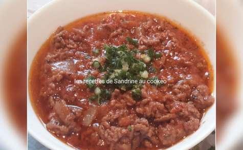 Sauce bolognaise recette facile et rapide