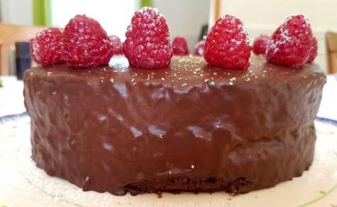 Gâteau au chocolat doux d'après Philippe Conticini