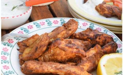 Recettes De Tandoori Et De Cuisine Indienne - Cuisine indienne poulet tandoori