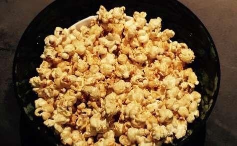Pop corn au caramel beurre salé