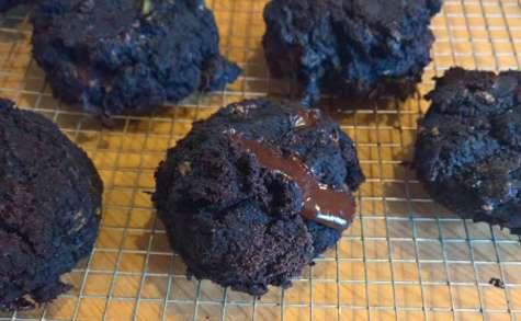 Cookies au chocolat à l'avocat