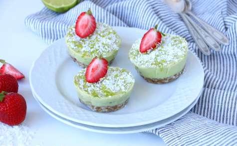 Mini key lime pies healthy