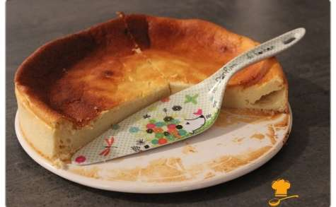 Gâteau à la faisselle et au citron