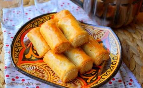 Mhancha gâteau aux amandes et miel