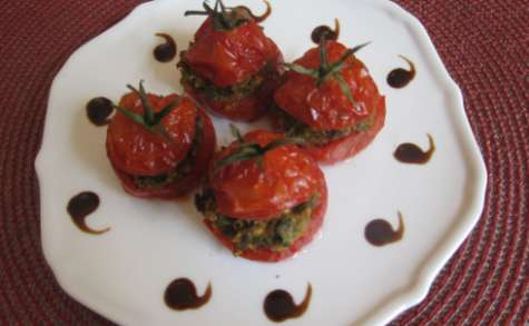 Tomates farcies alla Pugliese