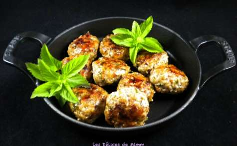 Keftas ou boulettes de viande à la libanaise