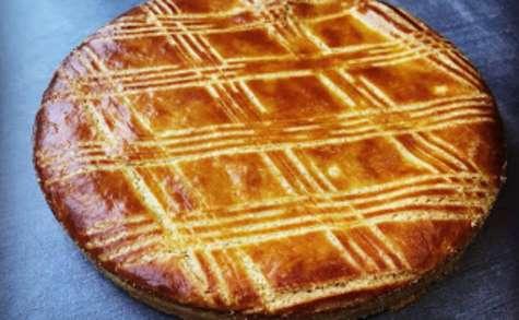 Gâteau breton aux pruneaux