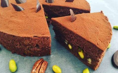 Le Gâteau au chocolat de Sébastien Bouillet