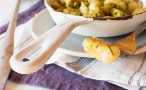 Gnocchis sans gluten à la fécule de tapioca