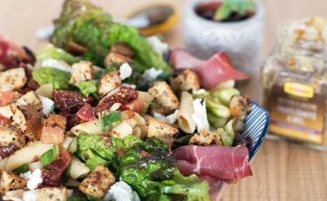 Salade estivale gourmande