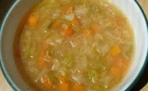 Soupe au chou