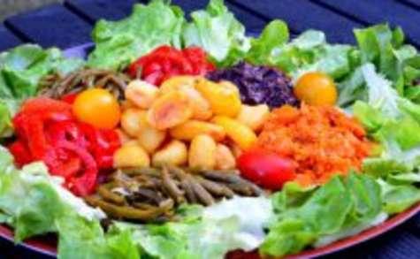 Salade Marocaine de reception