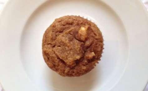 Muffins de sarrasin à la pomme et cannelle