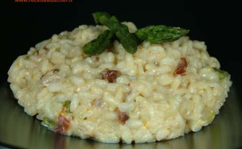 Risotto charentais