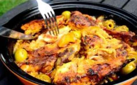 Tanjia au poulet