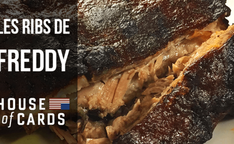 La recette des Ribs de Freddy - House of Cards