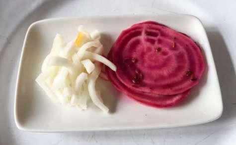 Pickle de betterave Chioggia