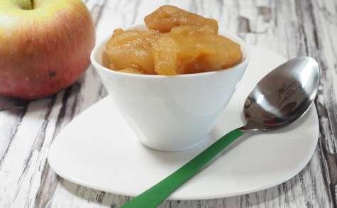 Pommes confites au four
