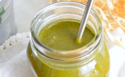 Super Green Smoothie : banane, épinards et superaliments