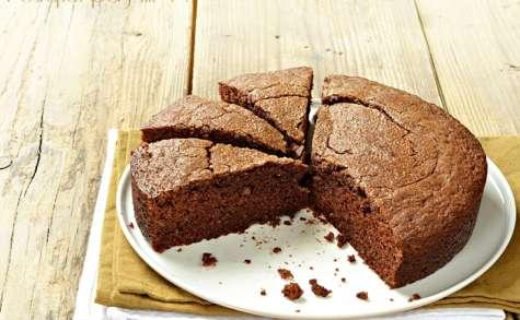 Gâteau moelleux gianduja chocolat