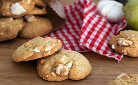 Cookies citron meringués