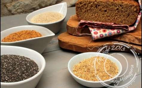 Poudre magique pour pains moelleux