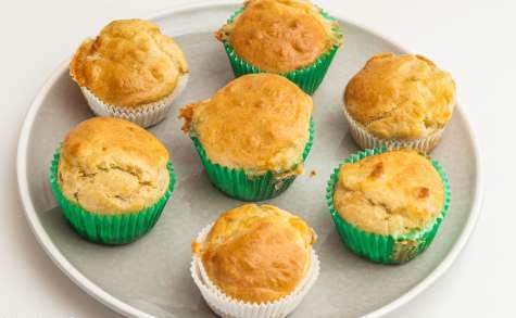 Muffins au curé Nantais