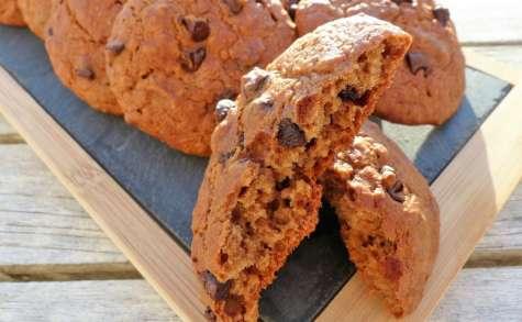 Cookies extra moelleux à la compote de pommes