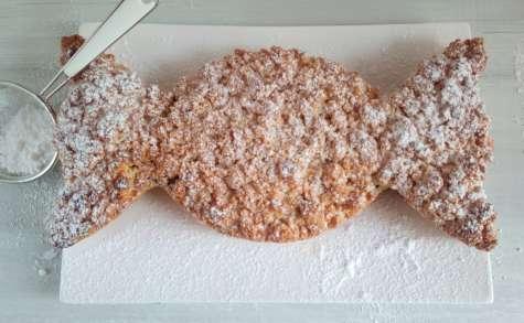 Le Sbriciolata à la pâte à tartiner au chocolat