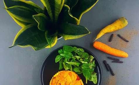 Tatin de carottes