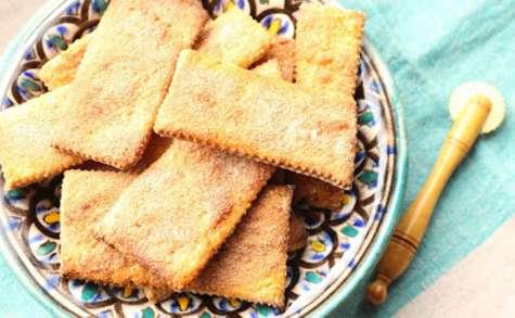 Biscuits portugais à l'eau de vie et à l'huile d'olive