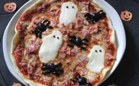 Pizza spéciale Halloween